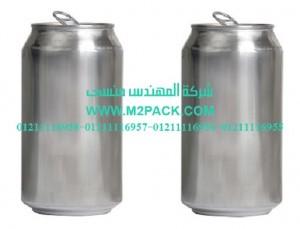 الألومنيوم في معلبات العصائر وعبوات المشروبات