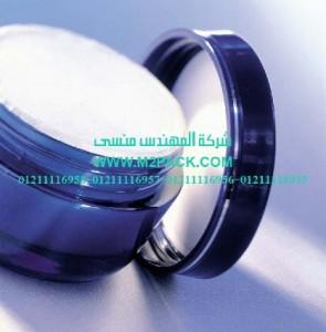 الطبة الخاصة ببرشمة فوهات الاوعية والجرار المصنوعة من مادة البولي إثيلين